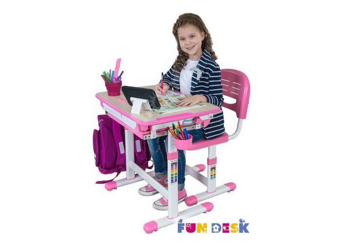 Bambino Pink, Детская мебель, Детские парты, Стоимость 9990 рублей., фото 5