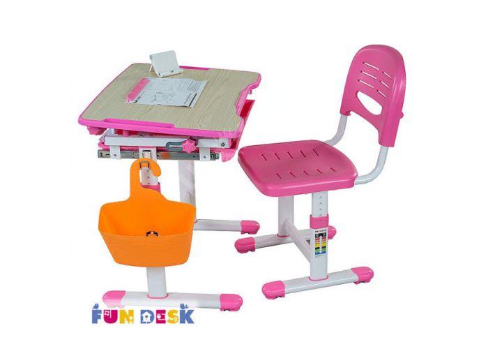 Bambino Pink, Детская мебель, Детские парты, Стоимость 9990 рублей., фото 7