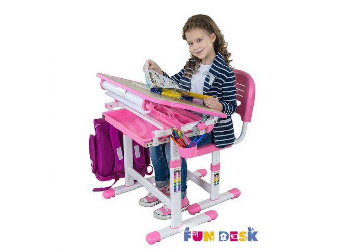 Bambino Pink, Детская мебель, Детские парты, Стоимость 10500 рублей., фото 9
