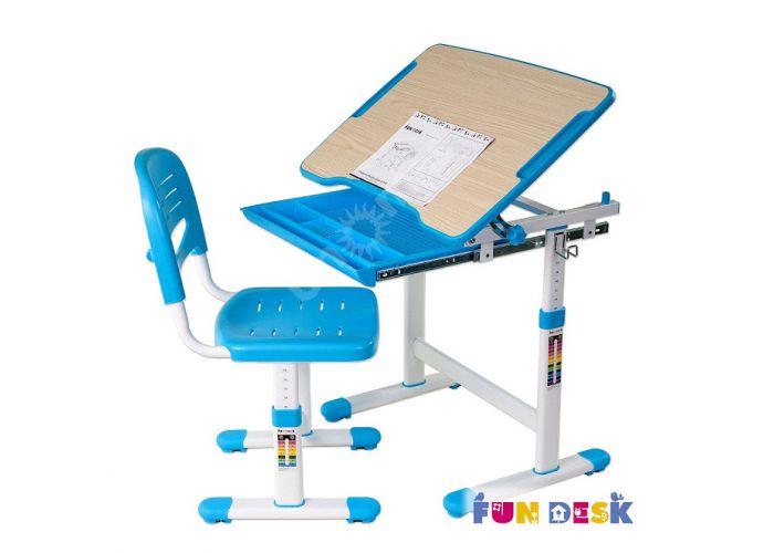 Piccolino Blue, Детская мебель, Детские парты, Стоимость 7990 рублей.