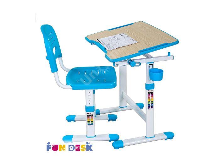 Piccolino II Blue, Детская мебель, Детские парты, Стоимость 8490 рублей.