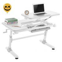 Ученический стол-трансформер Littonia Grey
