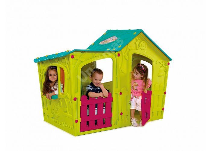 Magic Villa, Пляж и сад, Детские игровые домики, Стоимость 19720 рублей.