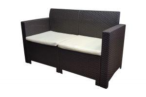 Nebraska Sofa 2 диван 2-х местный