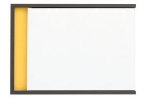 График Серый вольфрам/Белый блеск, 015 Шкаф верхний NAD1D