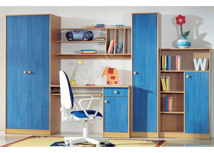 Канди+библиотека, Детская мебель, Детские стенки, Стоимость 17475 рублей.