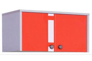Лео Красный, L-001 Надставка шкафа 2d