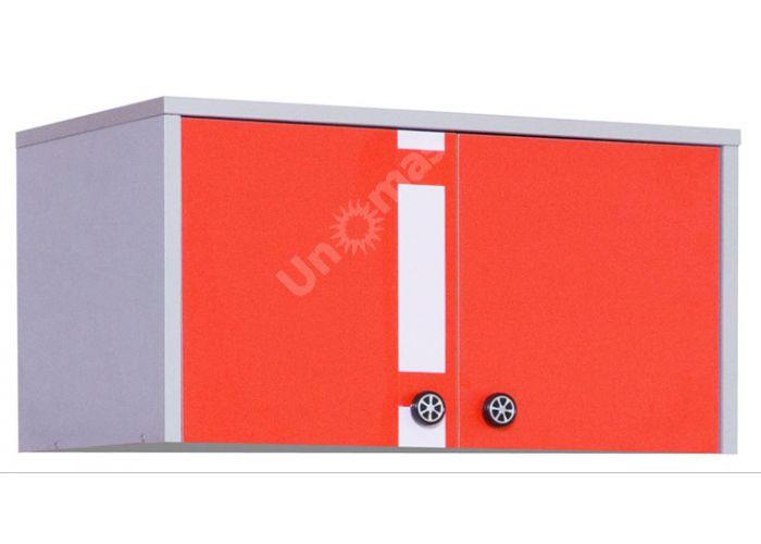 Лео Красный, L-001 Надставка шкафа 2d, Спальни, Антресоли, Стоимость 2906 рублей.