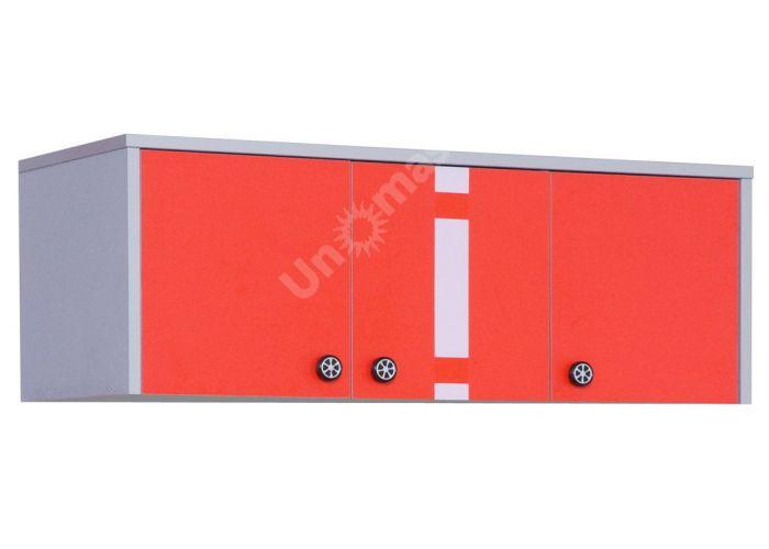Лео Красный, L-003 Надставка шкафа 3d, Спальни, Антресоли, Стоимость 3872 рублей.