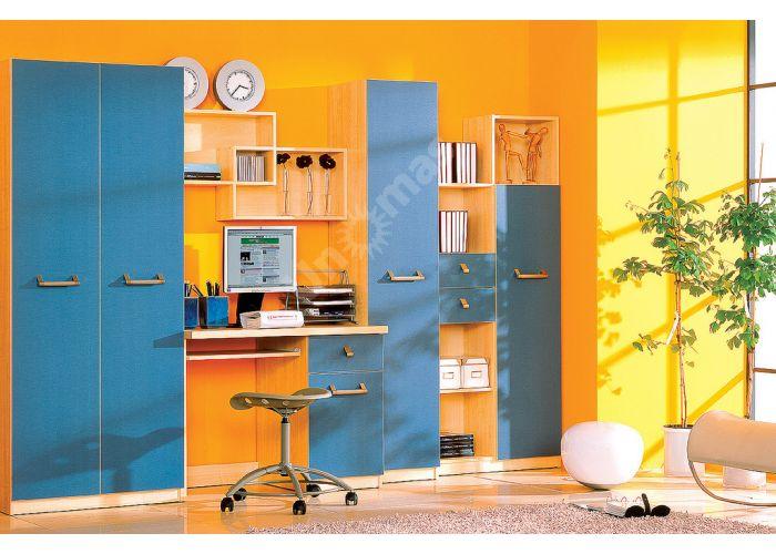 Спидо (Spido), Стол письменный SBIU 1D1S, Детская мебель, Модульные детские комнаты, Стоимость 10834 рублей., фото 2