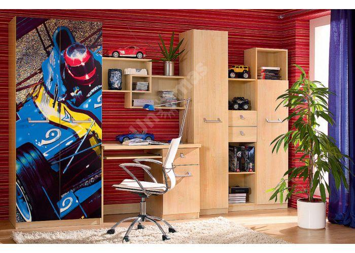 Спидо (Spido), Стол письменный SBIU 1D1S, Детская мебель, Модульные детские комнаты, Стоимость 10834 рублей., фото 3