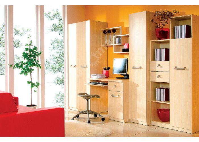 Спидо (Spido), Стол письменный SBIU 1D1S, Детская мебель, Модульные детские комнаты, Стоимость 10834 рублей., фото 4