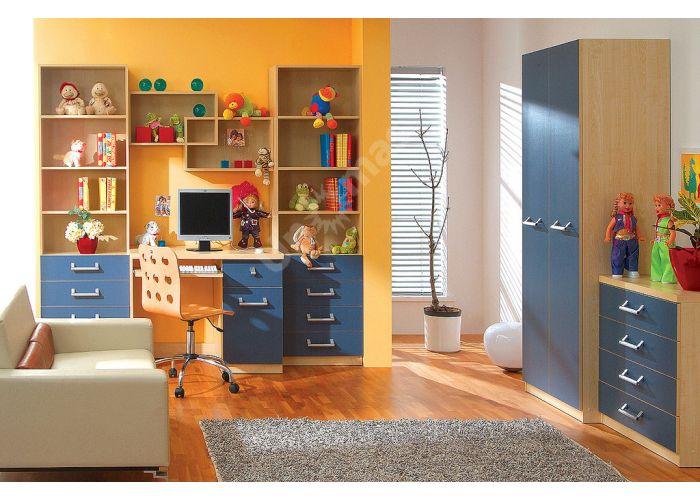 Спидо (Spido), Стол письменный SBIU 1D1S, Детская мебель, Модульные детские комнаты, Стоимость 10834 рублей., фото 5