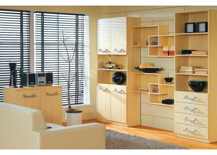 Спидо (Spido), Шкаф SREG 4s, Детская мебель, Модульные детские комнаты, Стоимость 13035 рублей., фото 3