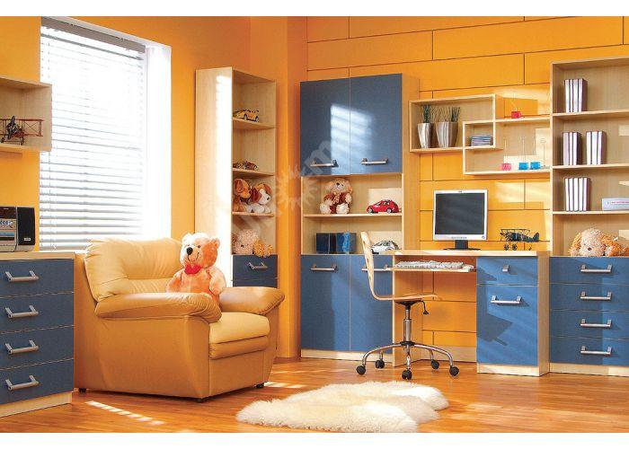 Спидо (Spido), Стол письменный SBIU 1D1S, Детская мебель, Модульные детские комнаты, Стоимость 10834 рублей., фото 7