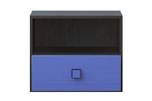 Аватар Синий металлик, M Тумба прикроватная