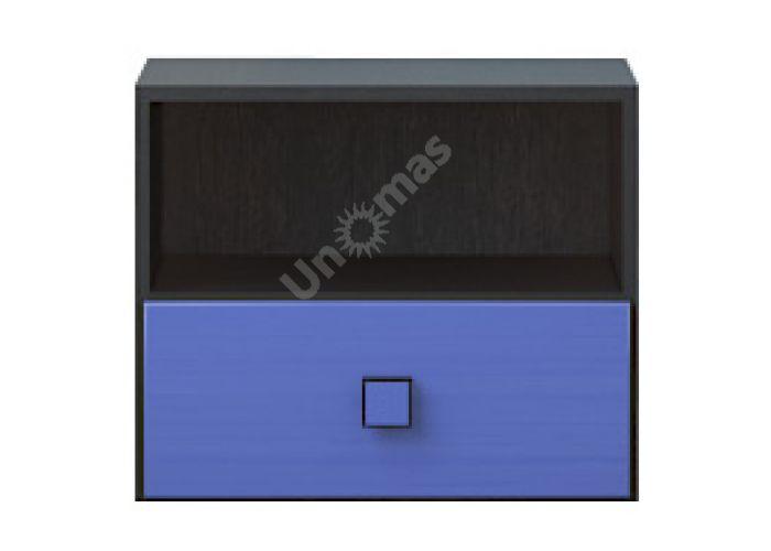 Аватар Синий металлик, M Тумба прикроватная, Спальни, Прикроватные тумбочки, Стоимость 3094 рублей.