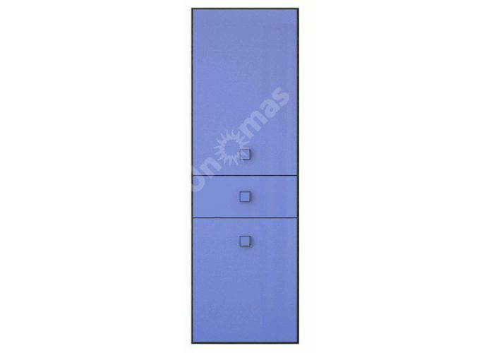 Аватар Синий металлик, K Пенал 2d1s, Офисная мебель, Офисные пеналы, Стоимость 8700 рублей.