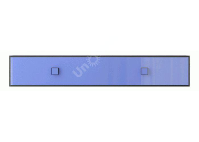 Аватар Синий металлик, B Полка 1d, Офисная мебель, Полки, Стоимость 4153 рублей.