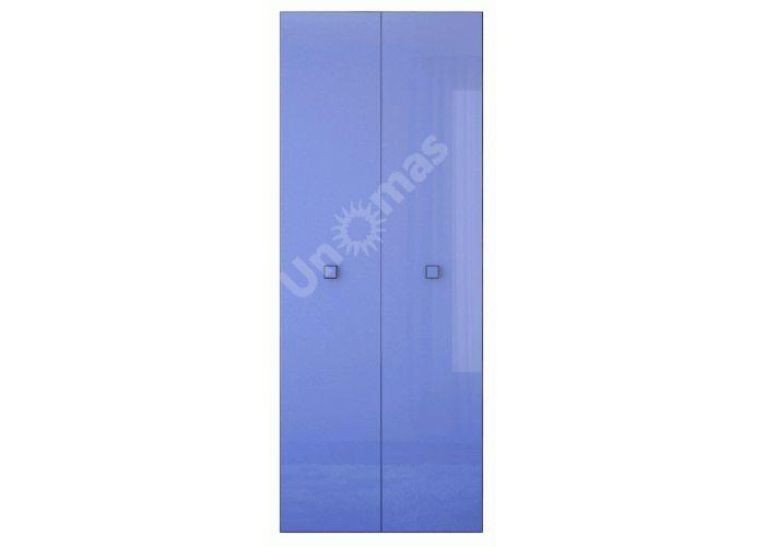 Аватар Синий металлик, L Шкаф 2d, Спальни, Шкафы, Стоимость 14972 рублей.