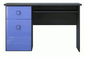 Аватар Синий металлик, E Стол письменный 120