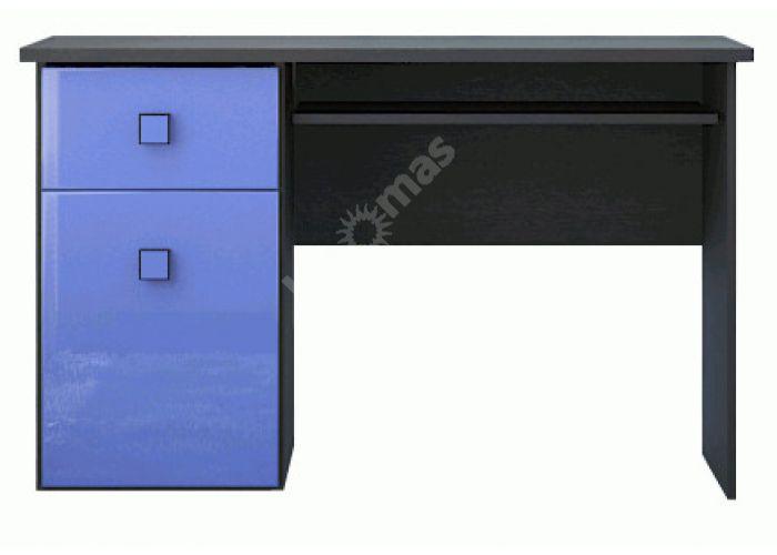 Аватар Синий металлик, E Стол письменный 120, Офисная мебель, Компьютерные и письменные столы, Стоимость 8025 рублей.
