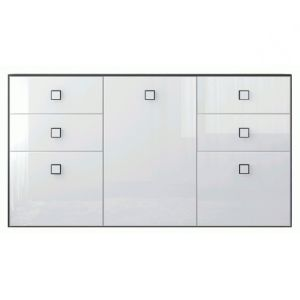 Аватар Белый с рисунком, F Комод 3d4s
