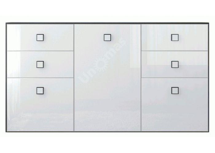Аватар Белый с рисунком, F Комод 3d4s, Спальни, Комоды, Стоимость 12525 рублей.