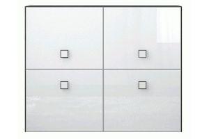 Аватар Белый с рисунком, D Тумба 4d