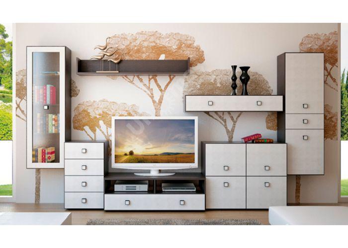 Аватар Белый с рисунком, F Комод 3d4s, Спальни, Комоды, Стоимость 12525 рублей., фото 2