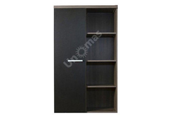Бонн, 004 шкаф верхний B15-REG1D/13/8, Офисная мебель, Офисные пеналы, Стоимость 6656 рублей., фото 3