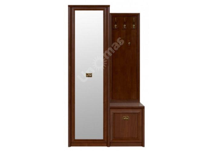 Болден (Bolden), 023 Шкаф с вешалкой PPK/110L, Прихожие, Прихожие, Стоимость 11775 рублей.