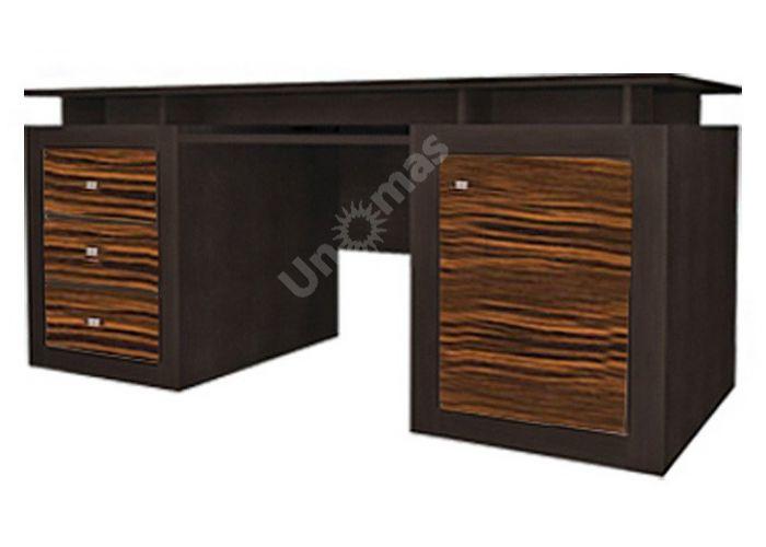 Капри, KA-008 Стол письменный 160, Офисная мебель, Компьютерные и письменные столы, Стоимость 16500 рублей.