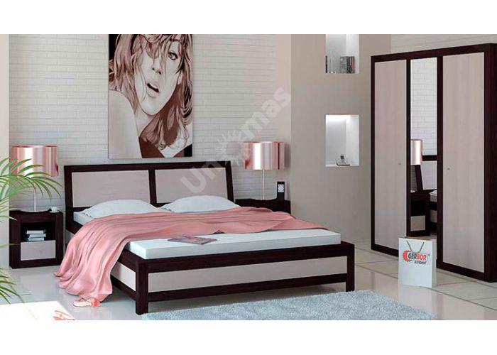 Капри, KA-030 Кровать 180, Спальни, Кровати, Стоимость 11550 рублей., фото 5