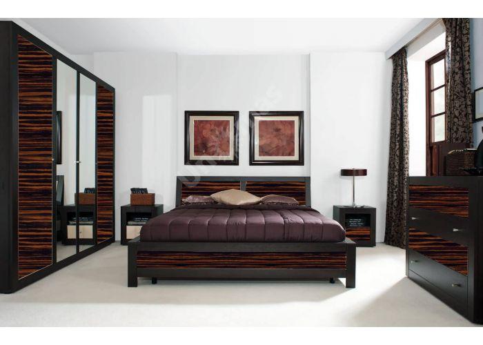 Капри, KA-029 Кровать 160, Спальни, Кровати, Стоимость 13875 рублей., фото 2