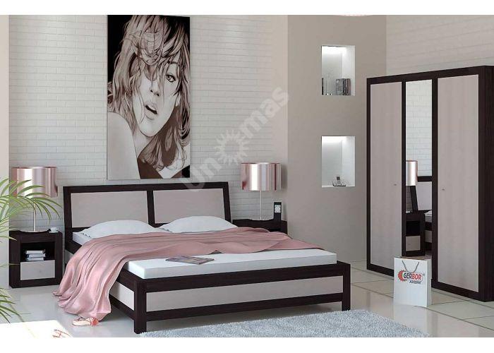 Капри, KA-029 Кровать 160, Спальни, Кровати, Стоимость 13875 рублей., фото 5