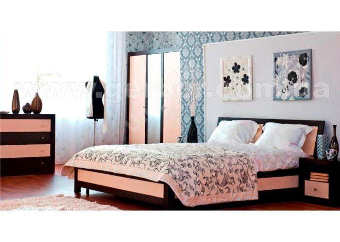 Капри, KA-029 Кровать 160, Спальни, Кровати, Стоимость 13875 рублей., фото 4