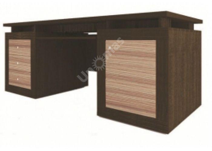 Капри, KA-008 Стол письменный 160, Офисная мебель, Компьютерные и письменные столы, Стоимость 16500 рублей., фото 3