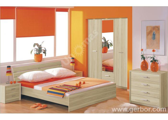 Ким, KM-002 3D Шкаф, Спальни, Шкафы, Стоимость 22988 рублей., фото 2