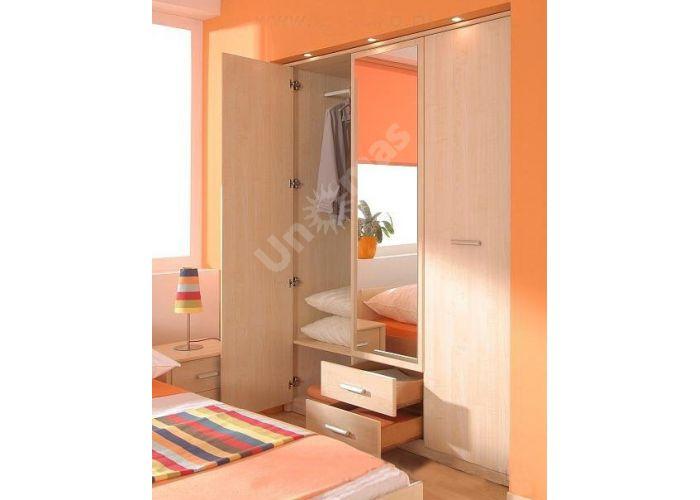 Ким, KM-002 3D Шкаф, Спальни, Шкафы, Стоимость 22988 рублей., фото 3