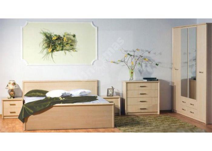 Ким, KM-010 Кровать 160 (каркас), Спальни, Кровати, Стоимость 12366 рублей., фото 2