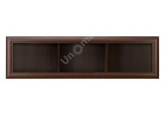 Коэн венге магия, 004 Полка-витрина SFW1W/148, Офисная мебель, Полки, Стоимость 7275 рублей.