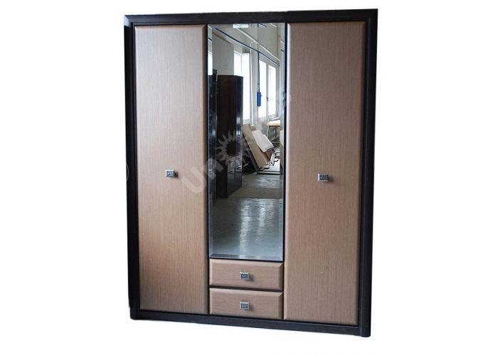 Коэн штрокс темный, 015 Шкаф SZF3D2S, Спальни, Шкафы, Стоимость 31809 рублей., фото 3