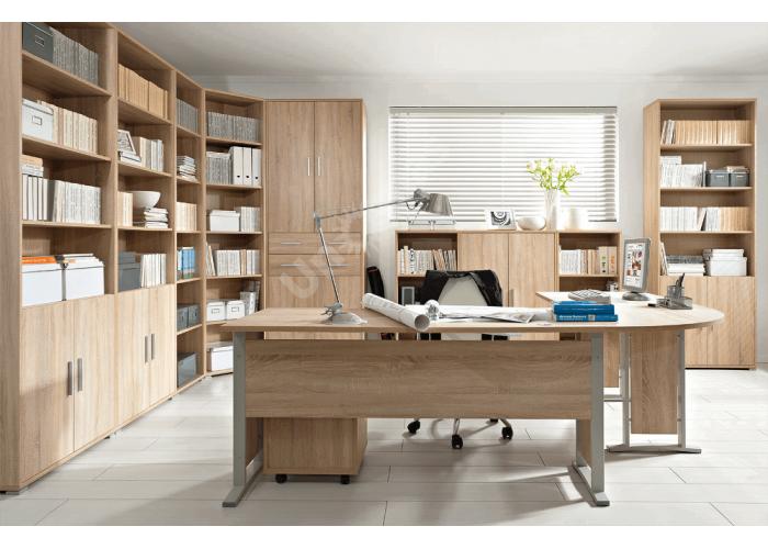 Офис Лайн, 024 Шкаф для одежды SZF 2D/79/220, Спальни, Шкафы, Стоимость 10313 рублей., фото 2