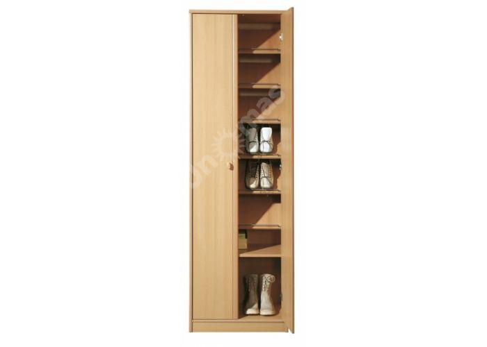 Поп, PS-075 Шкаф для обуви kbp/19/6, Прихожие, Тумбы для обуви, Стоимость 8841 рублей.