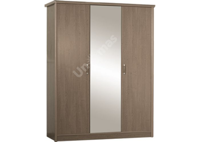 Сон, SN-002 Шкаф 3d, Спальни, Шкафы, Стоимость 21834 рублей.
