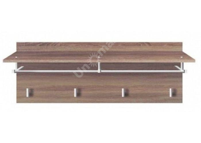 Хоумлайн (Homeline), HL-003 Вешалка PAN 4/8, Прихожие, Вешалки, Стоимость 4050 рублей.