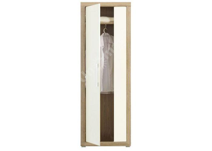 Эди Слива/Белый глянец, 003 Шкаф SZF2D/68, Спальни, Шкафы, Стоимость 8850 рублей., фото 3