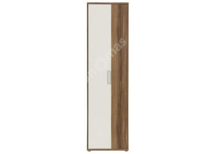 Эсмеральда Слива/Белый глянец, 003 Шкаф SZF2D, Спальни, Шкафы, Стоимость 6300 рублей.