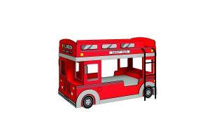 Автобус 1 (молодежная) Кровать